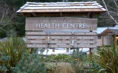 Pender Island Clinic - office of Dr. Mark Wensley Pender Island