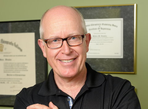 dr. mark wensely chiropractic office Victoria